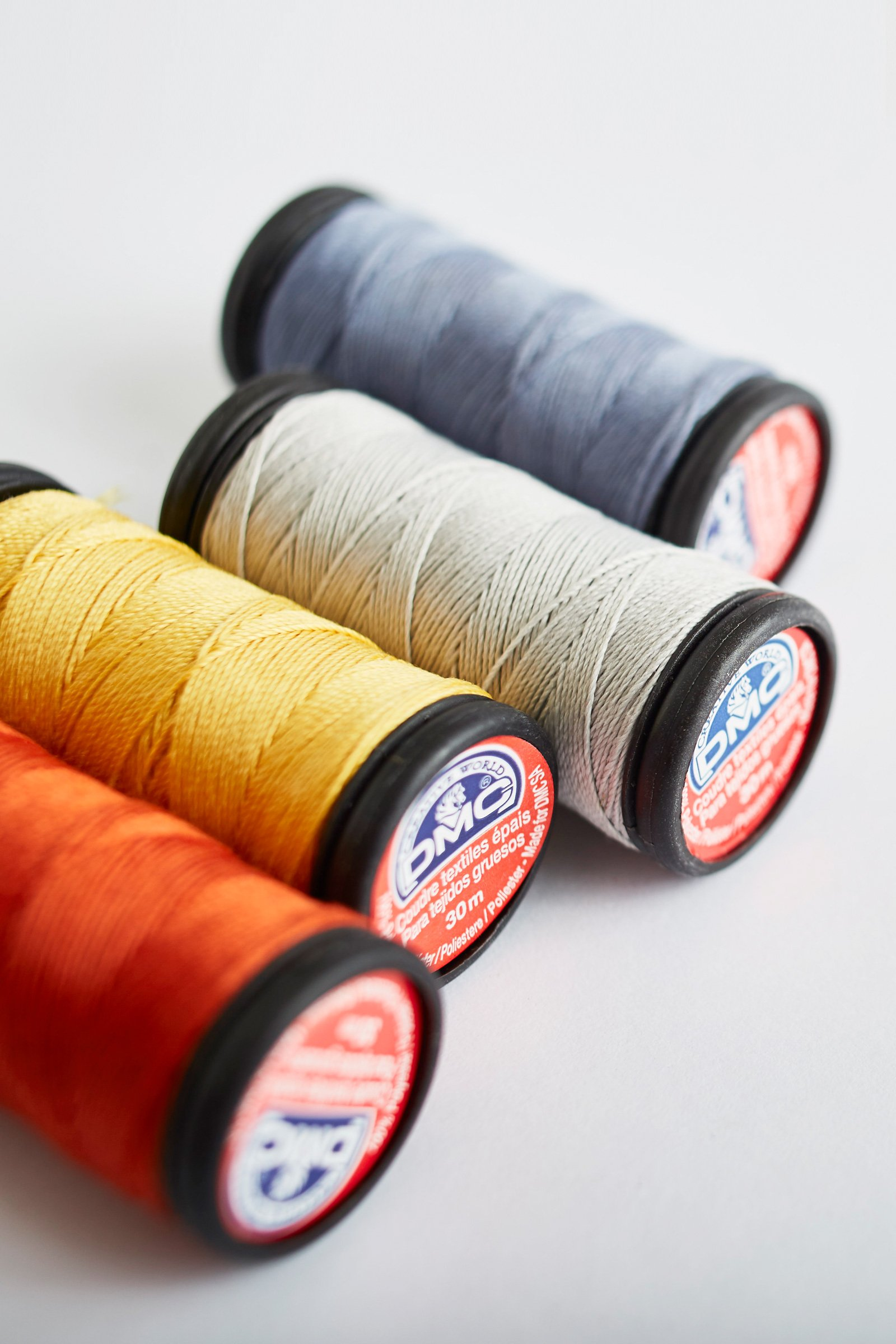 Sewing thread 100% polyester 30m