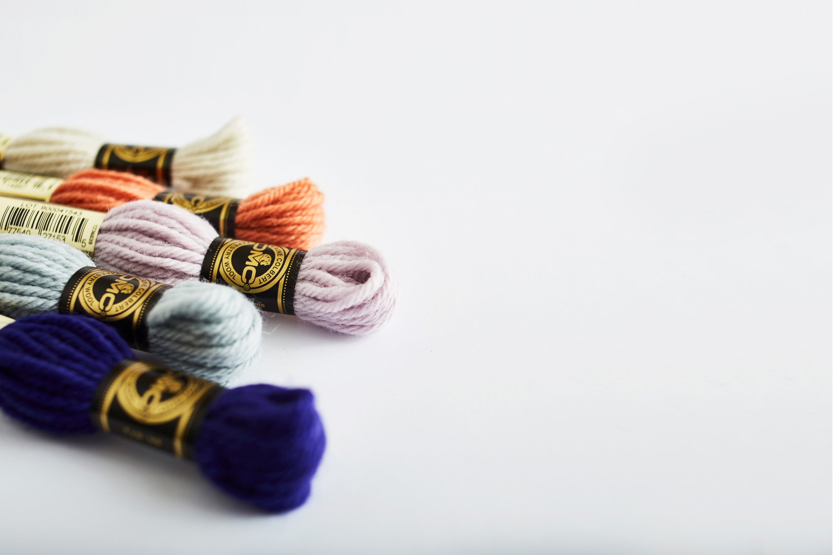 Tapestry Wool - 100 Colors Available