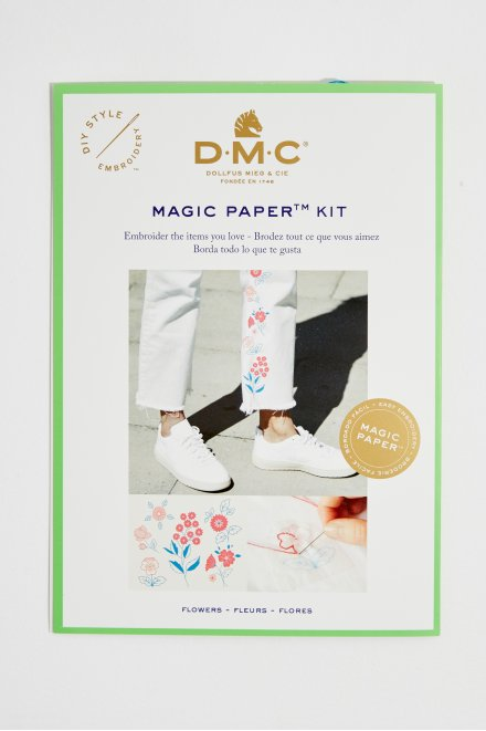 MAGIC PAPER KIT(フラワー)