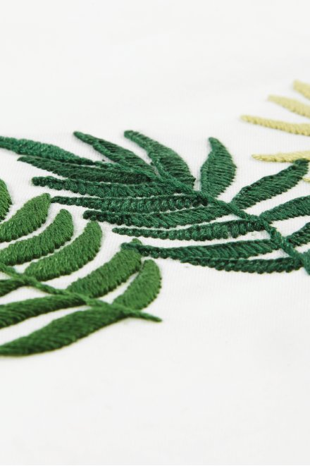 Triple Fern  pattern