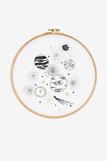 The Solar System  pattern