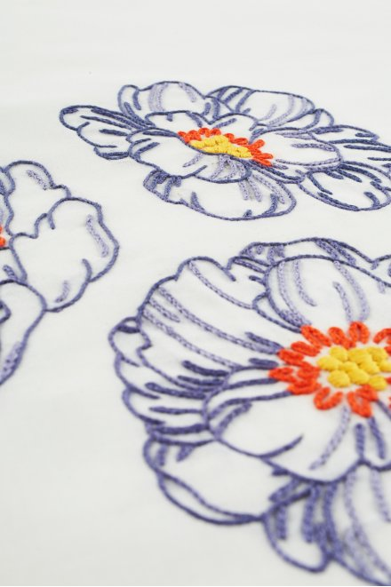 Midnight Anemone pattern