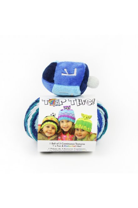 Top This! ® Dreidel Hat