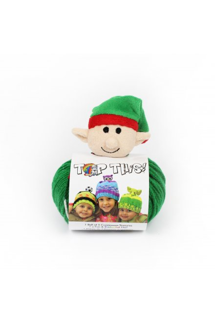 Top This! ® Elf Hat