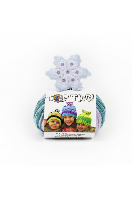 Top This! ® Snowflake Hat