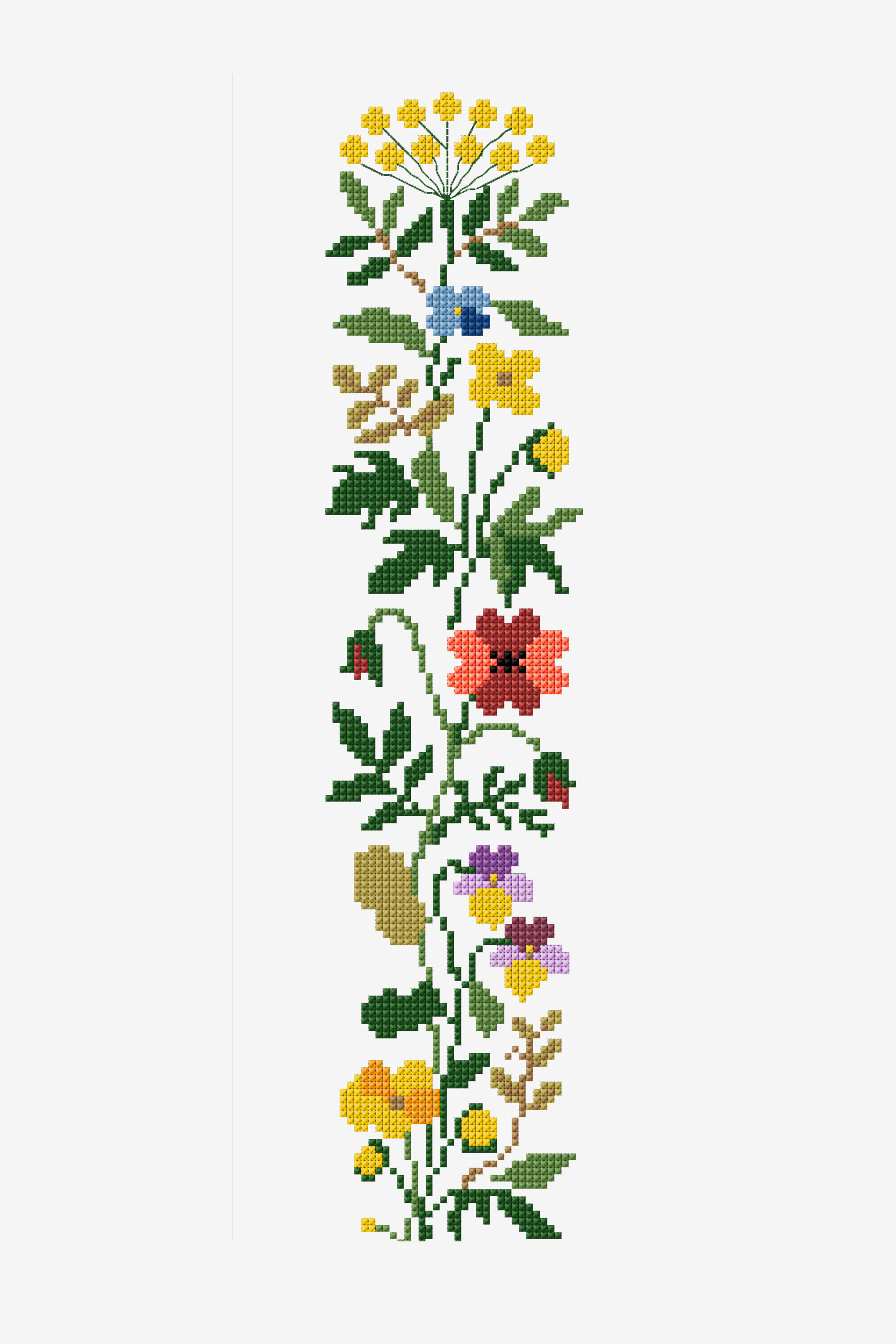 Free embroidery designs and cross stitch patterns dmc english country garden pattern bankloansurffo Images