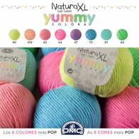 Lote colores Yummy Natura XL