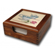 Coffret à serviettes 7155