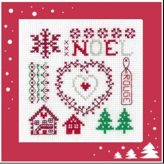 Kit Carte de Noël, Noël, BK793