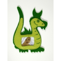Cadre photo Dragon BK1373