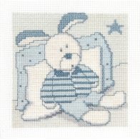MINI KIT CONEJITO azul soft baby BK1623
