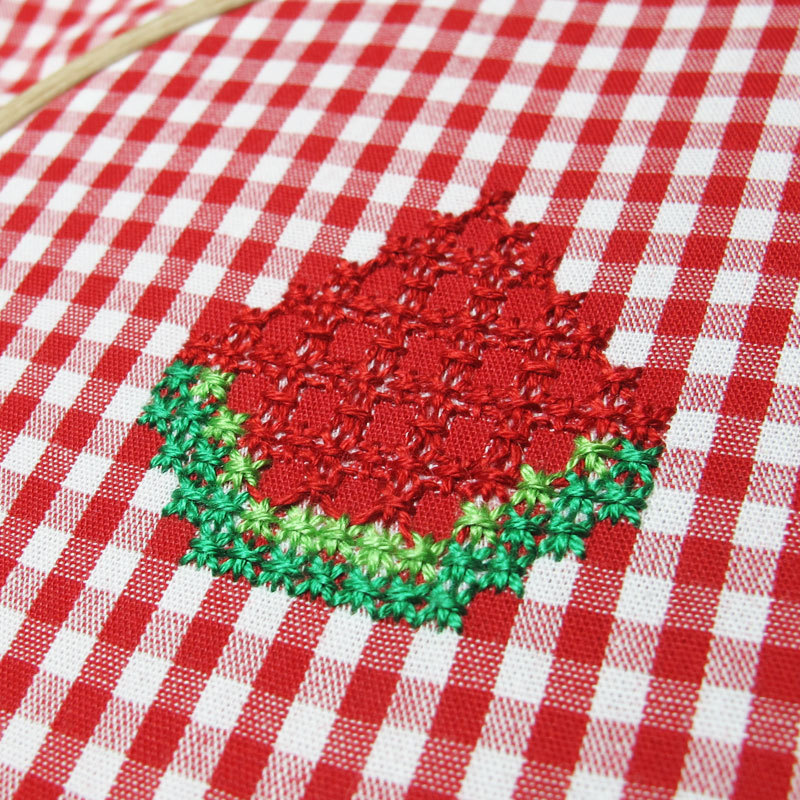 Gingham-Embroidery-Watermelon-05