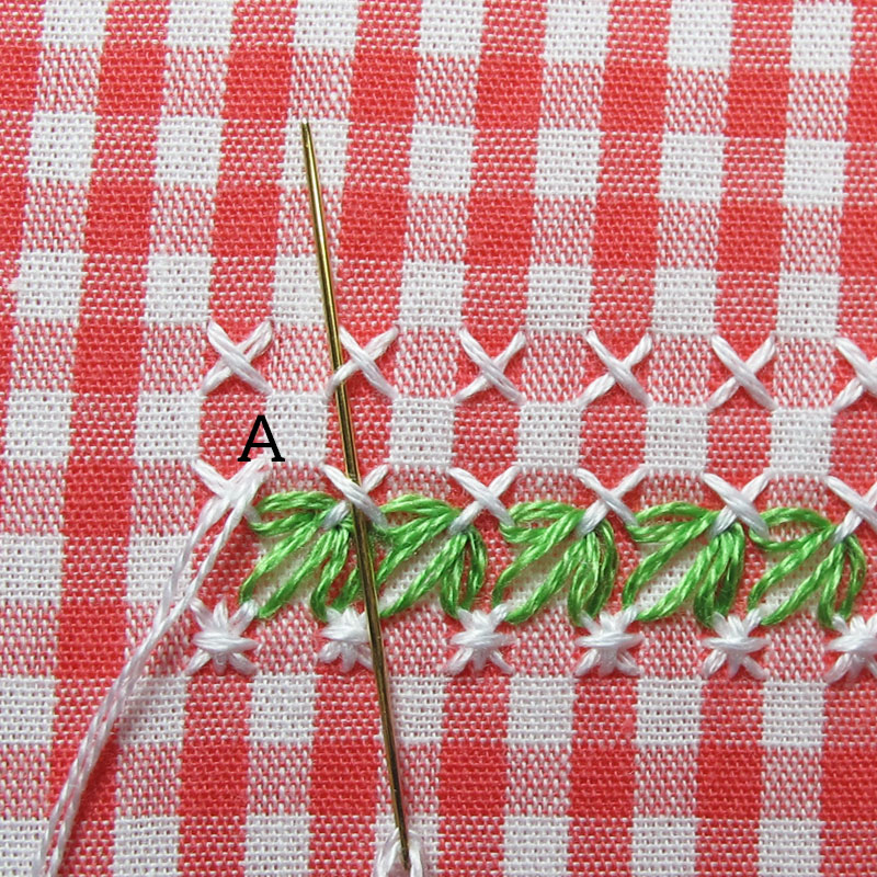 Gingham-Embroidery-Watermelon-23