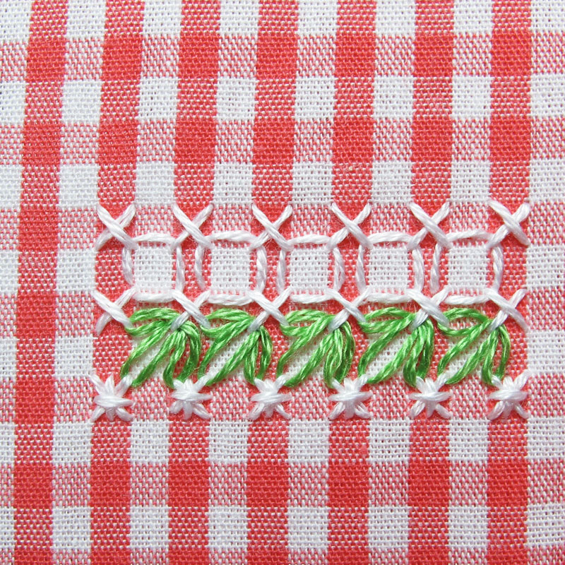 Gingham-Embroidery-Watermelon-25