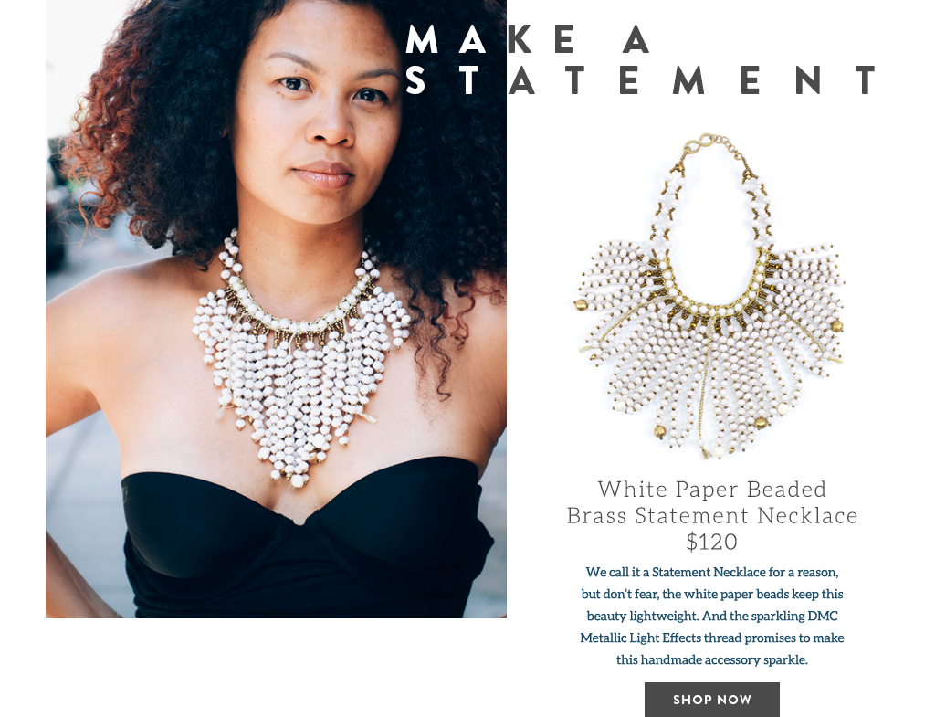 Bulu_statement necklace