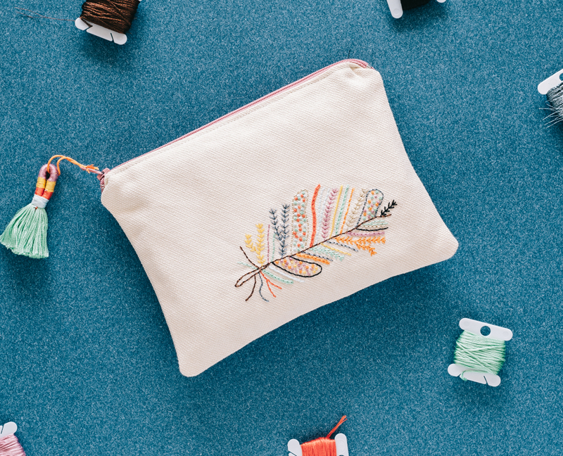 Feather Pouch - Main