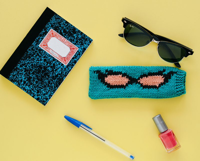 Main Image - Knitted Glasses Case