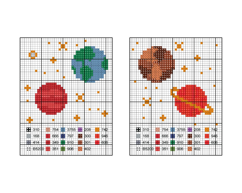 cross stitch chart 3