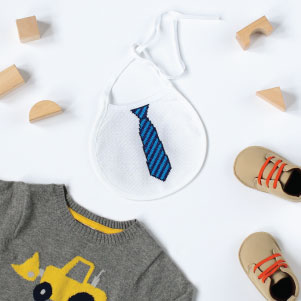The Neatnik Necktie Bib