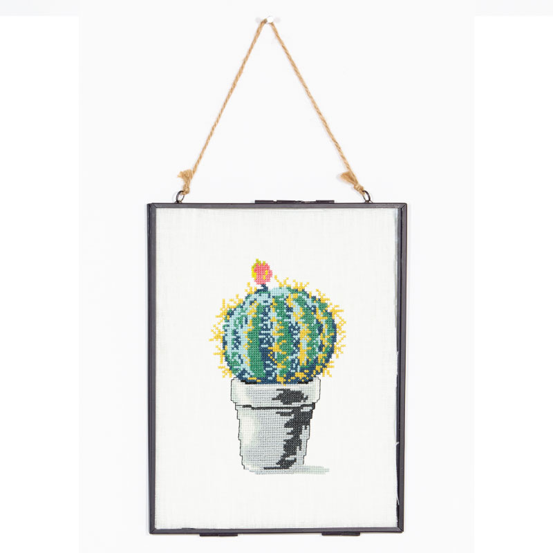 The Globe Cactus design from the Designer Collection.